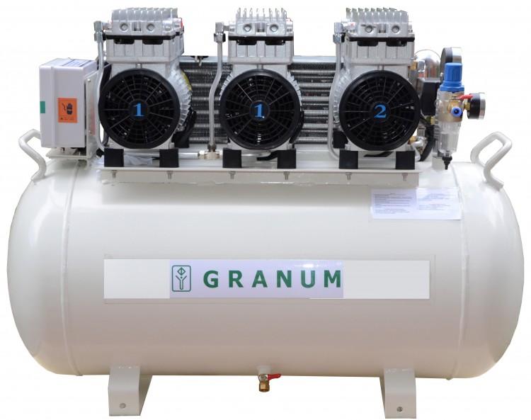Компрессор безмаслянный Granum-180_0