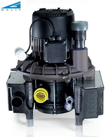 Агрегат мокрого відсмоктування з сепаратором VS600S_0