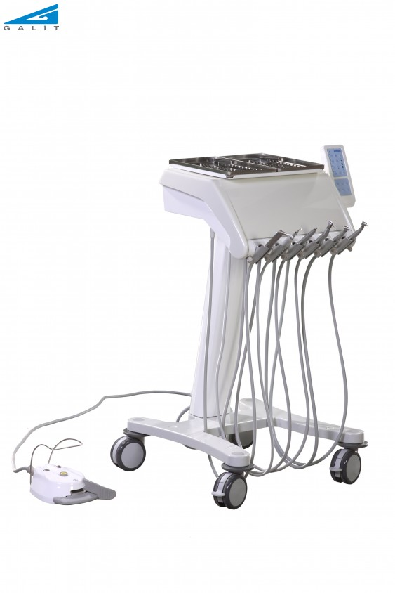 Cтоматологічна установка Gallant Cart на 6 інструментів_0
