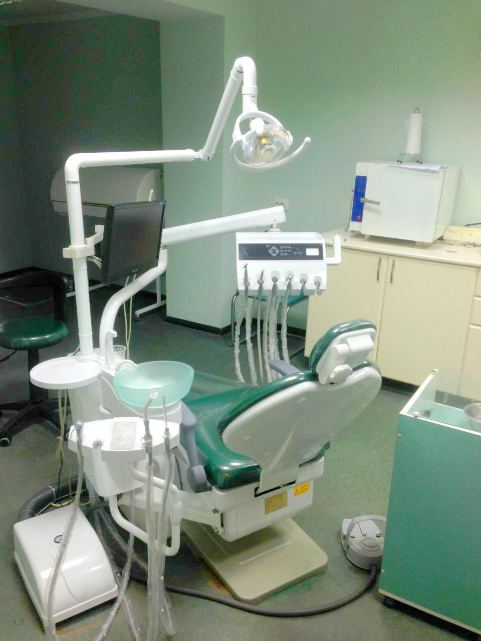Стоматологічні установки в Хмельницькій оласті